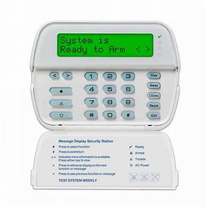 Time  Date Programming For Dsc Control Panel Operation