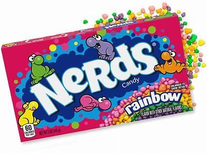 Nerds Rainbow Wonka Candy 141g Theatre Dual