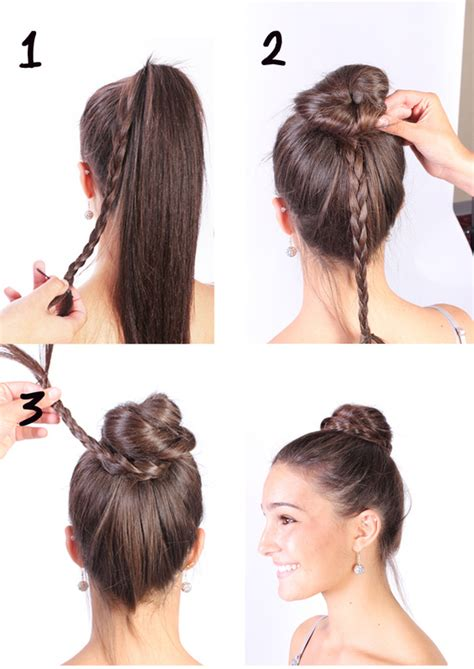 Ballet Hairstyles For by Ballet Class Hair Bobby Pins And Lip Gloss