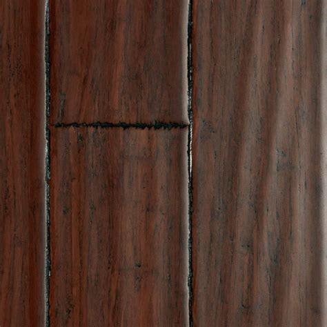danyang strand handscraped bamboo morning