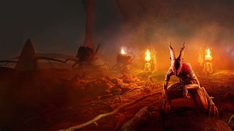 Agony 2018 Game 5k Wallpapers  Wallpapers Hd