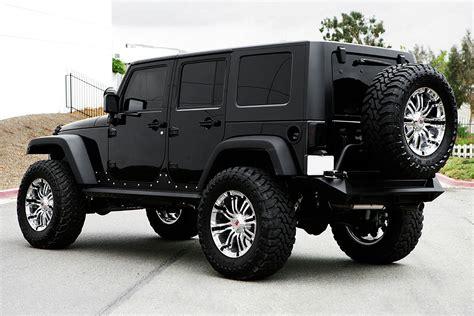 black jeep tires rbp 94r wheels chrome with black inserts rims