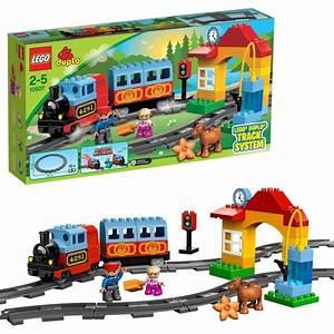 Eisenbahn Starter Set : lego duplo 10507 eisenbahn starter set ab 2 jahren zug ~ A.2002-acura-tl-radio.info Haus und Dekorationen