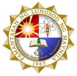 Pamantasan ng Lungsod ng Maynila - Seal and Colors