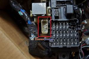 Proton Wira Fuse Box Location
