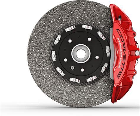 brembo carbon ceramic brake kit  corvette  zr lt