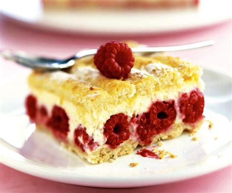 recette dessert d ete moelleux aux framboises recette dessert facile gourmand