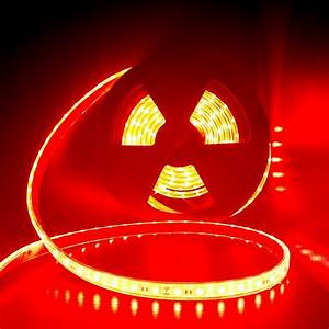 Ruban Led Rouge : bandeau led smd 5630 tanche rouge ~ Edinachiropracticcenter.com Idées de Décoration