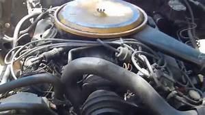 1976 Cadillac Eldorado Efi Engine