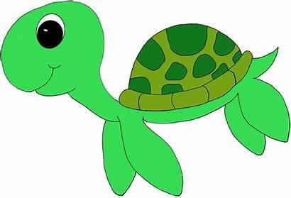 Turtle Clipart Sea Clip Clipartix