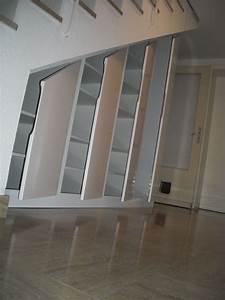 Placard Escalier : placard sous escalier germain adam vos id es feront mes cr ations ~ Carolinahurricanesstore.com Idées de Décoration