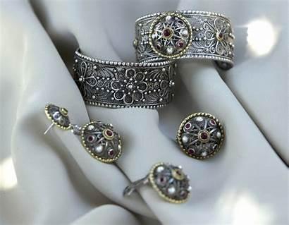 Jewelry Armenian Pregomesh Sirusho Silver Edition Special