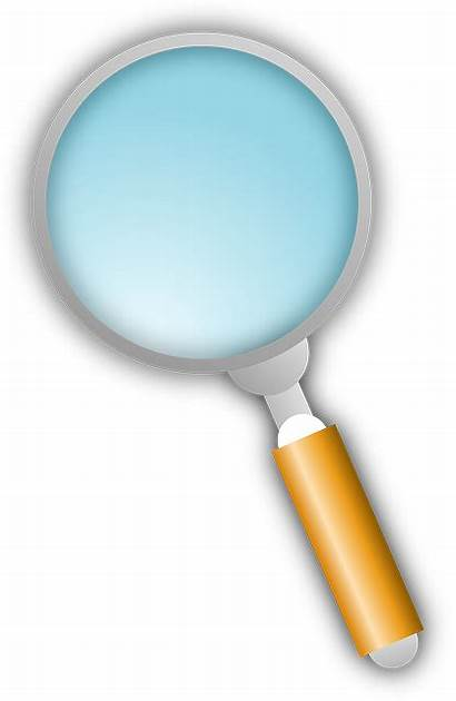 Private Transparent Investigators Magnifying Glass Cost Much