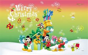 Wallpaper Mansion: Disney Christmas Wallpapers