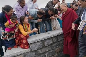 His Holiness the Dalai Lama Inaugurates Dalai Lama ...