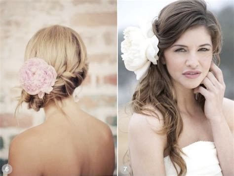 47 Best Hair Flowers Images On Pinterest