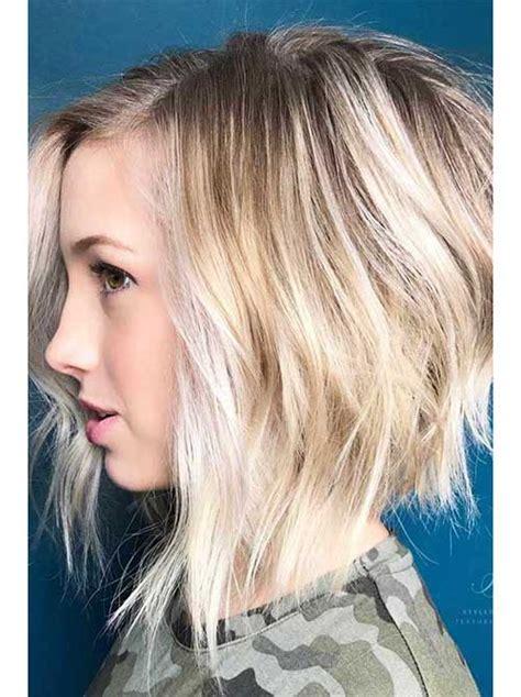 layered short haircuts   face  love
