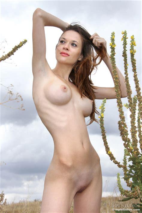 Iveta Nude Outdoors By MPL Studios Photos Erotic