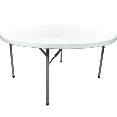 3 foot round table plastic folding tables 6 foot round folding table