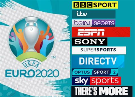 By clicking ok or continuing to use this site, you agree that we may collect and use your personal data and set cookies to improve your experience and customise advertising. UEFA Euro 2021 TV Channels Worldwide (Confirmed)