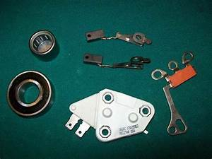 10si 12si Delco Alternator Rebuild Kit 12 Volt Chevy