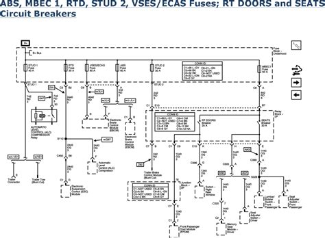 repair guides wiring systems  power distribution