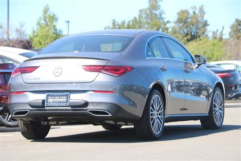 They should be in touch shortly. New 2020 Mercedes-Benz CLA CLA 250 Coupe Coupe in Fremont #77653 | Fletcher Jones California