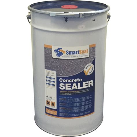 concrete driveway sealer and concrete floor sealer smartseal