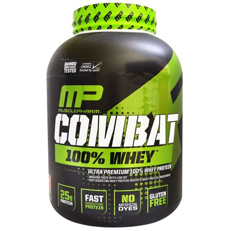 whey protein combat pharm 100 combat whey protein strawberry 80 oz