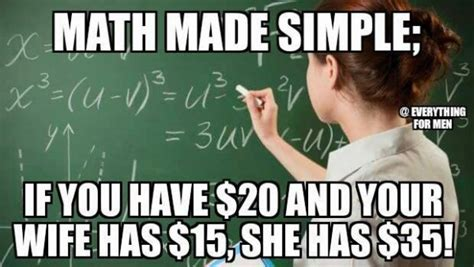 Meme Math - math made simple meme
