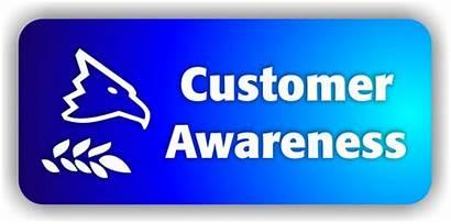 Awareness Customer Center Customers Trust Bank Priority