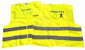 Achat Gilet  U00e9vacuation Incendie Guide File Et Serre File