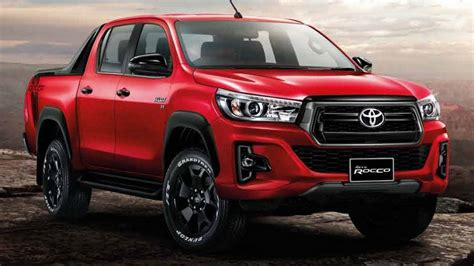 2019 Toyota Hilux Facelift by Hilux 2019 Pre 231 O Consumo Fotos Ficha T 233 Cnica