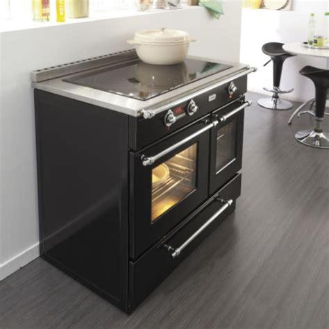 piano de cuisine induction cuisinière piano cuisson godin pas cher