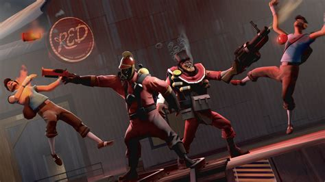 Team Fortress 2 Background Team Fortress 2 Wallpaper Hd 4kwallpaper Org