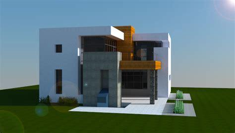 Modernes Haus Minecraft Command by Simple Modern House Minecraft Modern