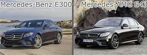 Mercedes Classe V Amg : 2017 mercedes benz e300 vs 2017 mercedes amg e43 ~ Gottalentnigeria.com Avis de Voitures