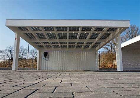 Solarcarport Ab 0, € Aus Holz, Alu Oder Stahl?  30 Jahre