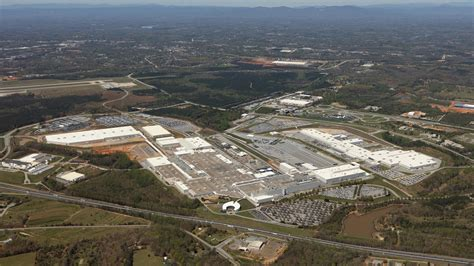 Plant Spartanburg by Bmw To Invest 600 Million In Spartanburg Plant 1000 More