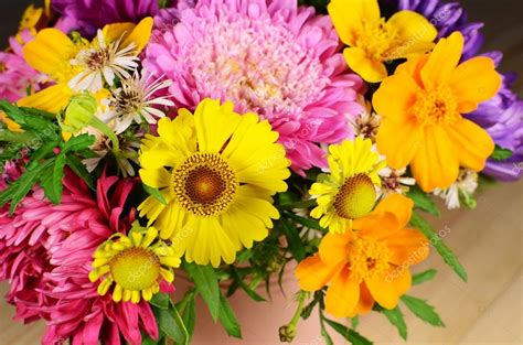 multi colored flowers multi colored bouquet of flowers stock photo 169 nikavera