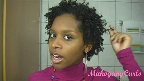 How To Do Twist Hairstyles by How To Do A Twist Out For Hair