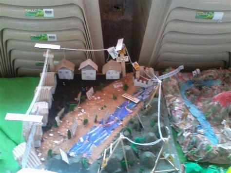 de maquetas material reciclable maquetas con material reciclable ecolog 237 a