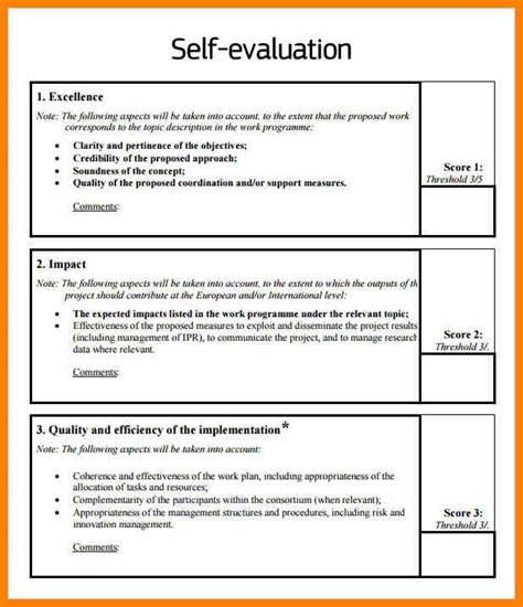 sample employee evaluations 8 self appraisal examples appeal leter