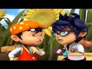 BoBoiBoy Fang Gopal - Jadi Kecik - YouTube