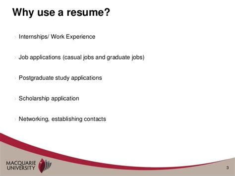 Preparing Resumes And Application Messages by For Preparing Resumes And Cover Letters