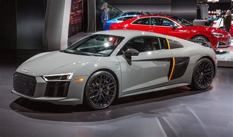 2017 Audi R8 V10 Plus Exclusive For