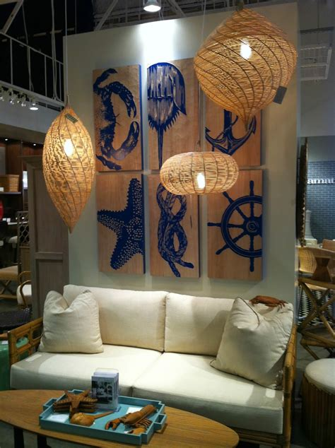 Nautical Decor by Everything Coastal Coastal Decorating Trend Nautical