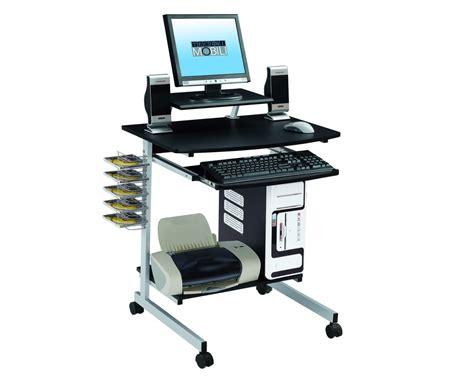 metal computer workstation desk top 5 small metal computer desks for your home office