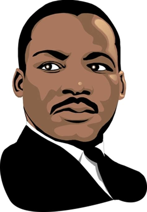 Martin Luther King Clipart Martin Luther King Clipart Clipart Suggest