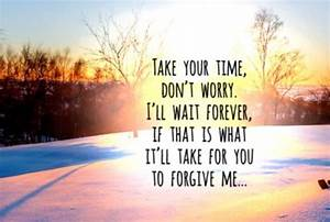 Forgive me Quotes and Sayings | FeelYourLove